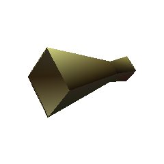 Gold M-Phone