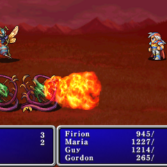 Fire6 cast on the enemy party in <i><a href=