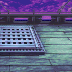 Battle background (Outside) (GBA).