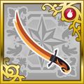 FFAB Flame Sword SR