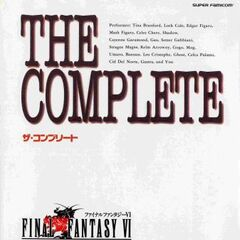 The Complete cover.