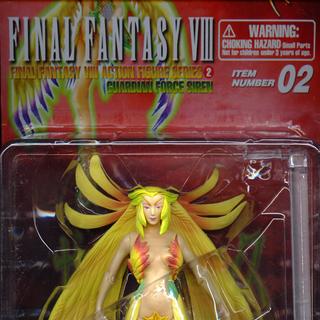 Siren's action figure.