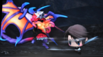 WoFF Squall & Valefor
