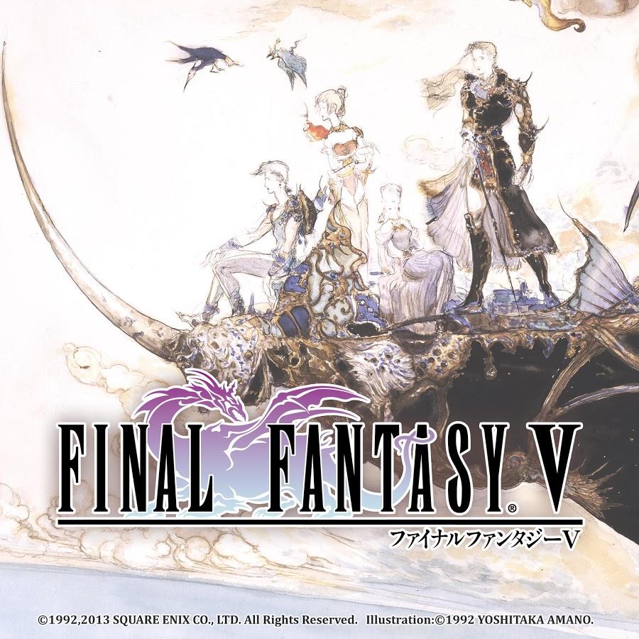 Скачать игру Final Fantasy V
