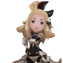 Edea's Garb in <i>Bravely Default</i>.