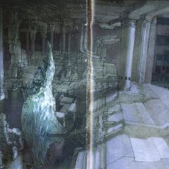 Interior art of Etro's temple (2).