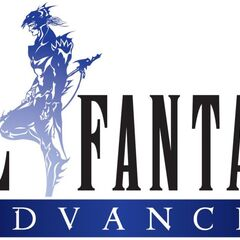 The logo for <i>Final Fantasy IV Advance</i>.