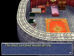 FFIII Sasune Wooden Arrow 3