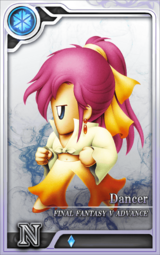 FF5A Dancer N I Artniks