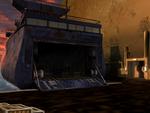Junon back of cargo ship