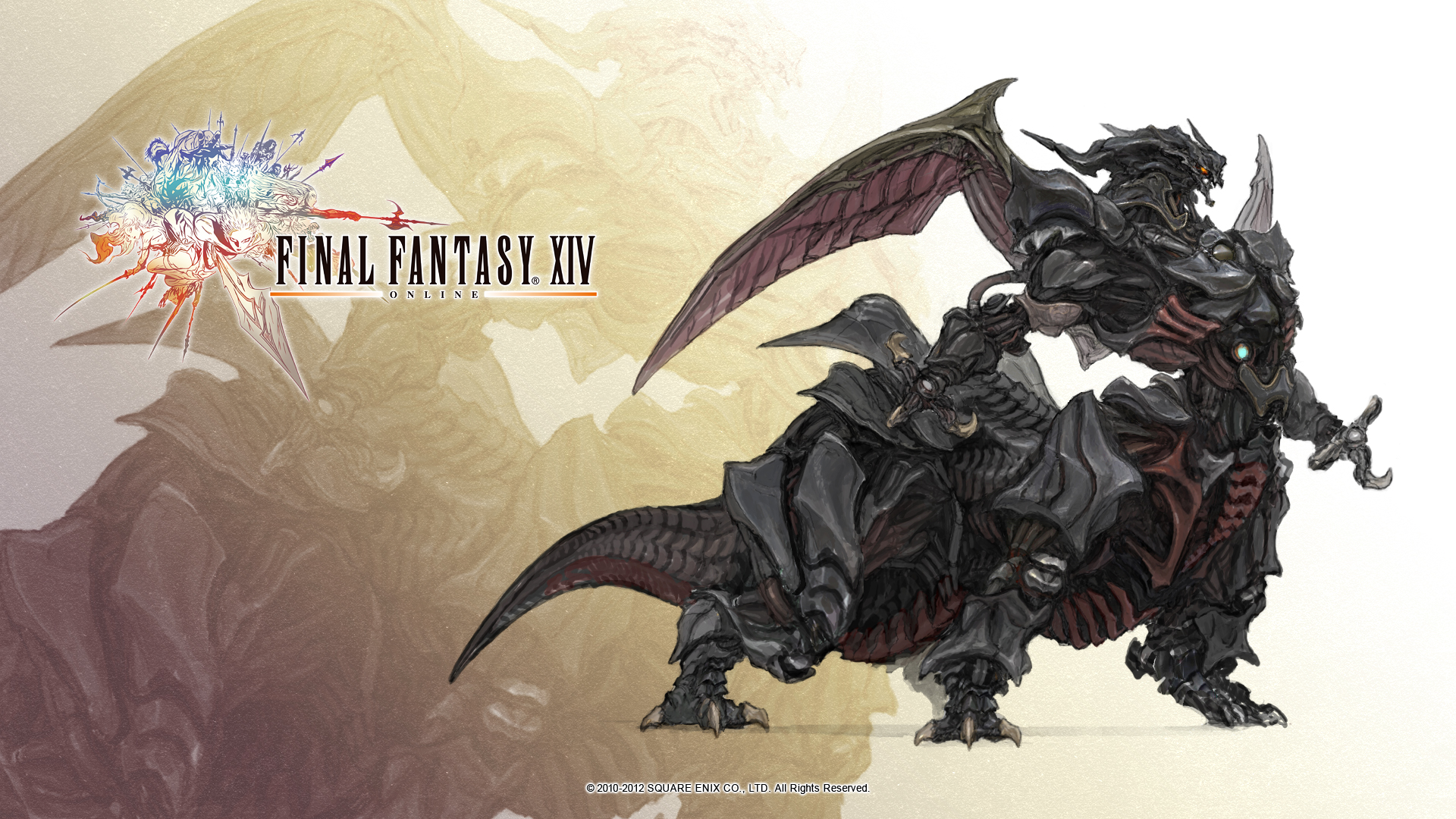 Final Fantasy XIV Wallpapers - WallpaperSafari