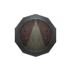 an unknown shield model.