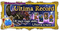 FFRK Ultima Record Nightmare Dungeon