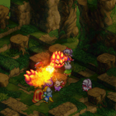 Flame Attack