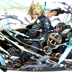 No.2764 Cloud & Fenrir.
