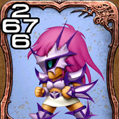 Faris as a Gladiator