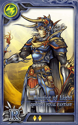 DFF Warrior of Light R L Artniks
