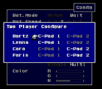 FFV SNES Multiplayer