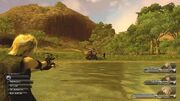 FinalFantasyVersusXIII combat 3
