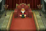 King Odin faces the party ffiv ios