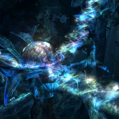 The light paths in <i>Final Fantasy X-2</i>.