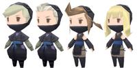 Ninja (The 4 Heroes of Light)