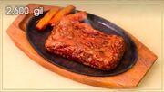Sizzling Humongo-Steak