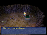 FFIII Sealed Cave Cure