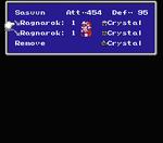 FFIII NES Dual Wield