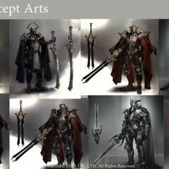 Concept artwork of Glauca.
