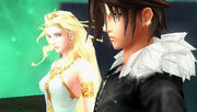 Squall and Cosmos