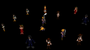 FFVII Debug Room - Thousand