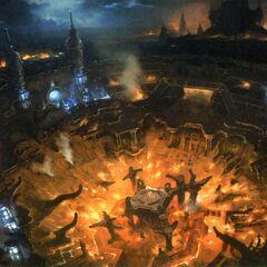 The Praetorium, after Ultima is used.