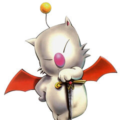 Artwork of Mog (NA SNES).