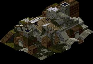 Slums in Goug 2