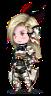 BDPB Warrior Small