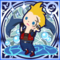 FFAB Dolphin Blow - Zell Legend SSR+
