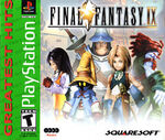FFIX Greatest Hits Cover