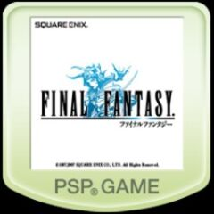 <i>Final Fantasy</i> PSP thumbnail.