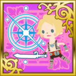 FFAB Sword & Shield - Vaan SR