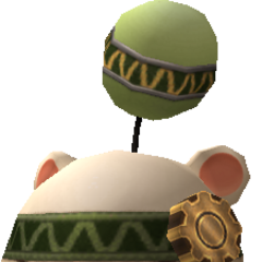 Model of the moogle of Class Fifth.