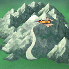 Render of Mount Ordeals (iOS).