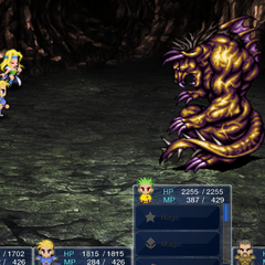 Undead Behemoth King in the Android/iOS version.