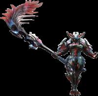 MH4U Collab Diabolos Rage Armor