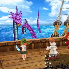 Sea battle in <i><a href=