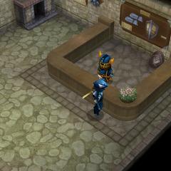 Armor shop (3D).