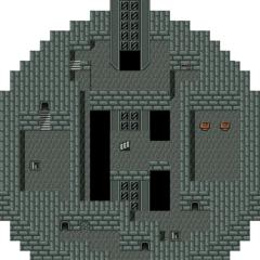 The second floor of Pazuzu's Tower.
