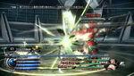 XIII-2 Gilgamesh Battle