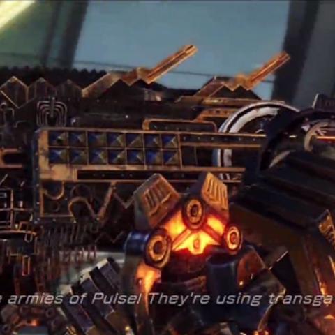 A Juggernaut appears in Eden.