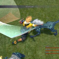 <i>Final Fantasy X</i>. (PS3)